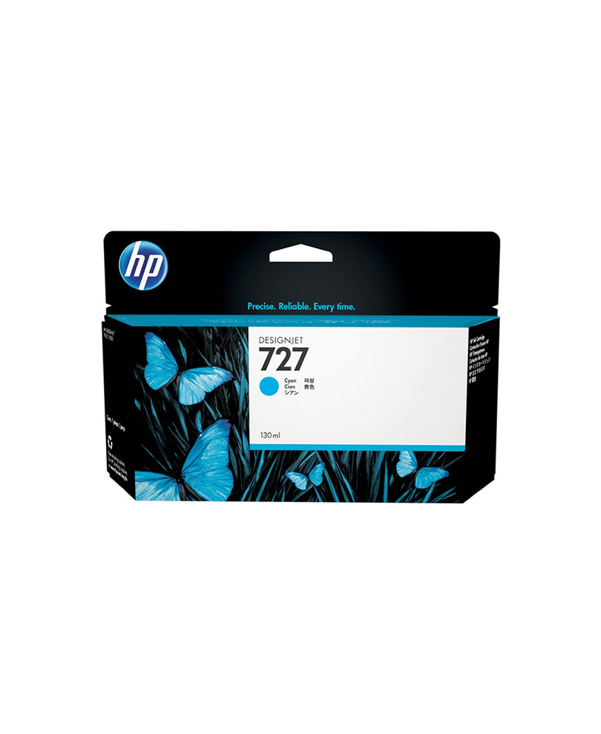 jual tinta plotter hp 727 original jakarta