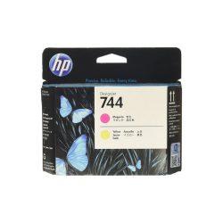 jual tinta hp 744 ink cartridge plotter original