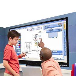 Harga Jual Interaktif display one screen