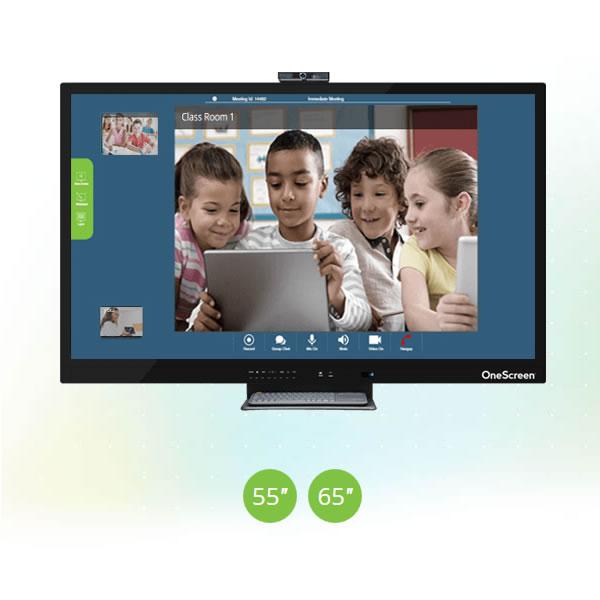 harga interaktif display one screen huddle